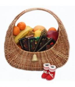 Local and Tropical Fruit Basket